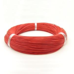 三山電線 機器配線用耐熱ビニル電線 定格電圧600V AWG16 305m巻 赤 ULSTYLE1015AWG16×305mアカ