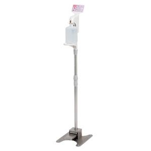 サラヤ 足踏式ディスペンサー HC-8000 使用方法パネル付 カートリッジボトル別売 41824