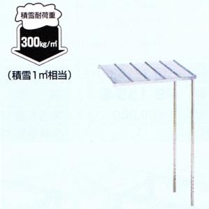 日晴金属 PCキャッチャー 連結屋根 溶融亜鉛メッキ仕上げ 天板:ZAM®製 T-RG50P