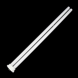 パナソニック 【ケース販売特価 10個セット】 コンパクト形蛍光灯 《ツイン蛍光灯 ツイン1(2本ブリッジ)》 55W 3波長形電球色 FPL55EX-L_set