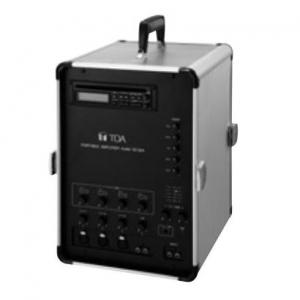 TOA 移動用PAアンプ 30W×2ch CDプレーヤー内蔵 KZ-30A