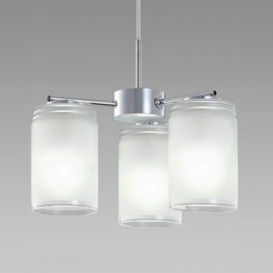 NEC LEDシャンデリア ~4.5畳 昼白色 一般電球60形×3灯相当 コードアダプタ付 XZ-LE26312N