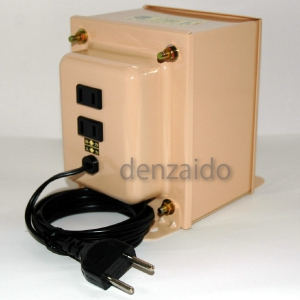 日章工業 ダウントランス AC220V対応 定格容量:1100W NDF-Eシリーズ NDF1100E