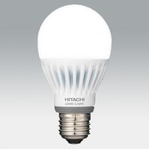 日立 【ケース販売特価 10個セット】 LED電球 一般電球形 広配光タイプ 60W形相当 全光束:1000lm 昼光色 E26口金 密閉形器具対応 LDA9D-G/60HC_set