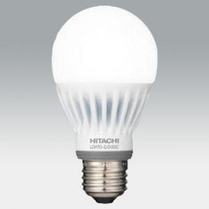 日立 【ケース販売特価 10個セット】 LED電球 一般電球形 広配光タイプ 60W形相当 全光束:810lm 電球色 E26口金 調光器・密閉形器具対応 LDA9L-G/D/60C_set