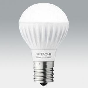 日立 【ケース販売特価 10個セット】 LED電球 小形電球形 下方配光タイプ 小型電球60W形相当 電球色 全光束:760lm E17口金 断熱材施工器具・密閉形器具対応 LDA7L-H-E17/S/60C_set