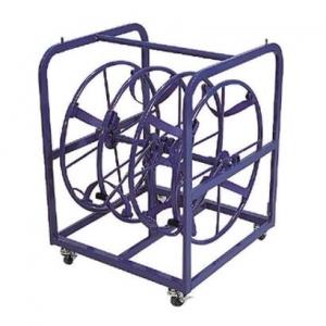 ジェフコム マジックリール ダブルタイプ ブレーキ付 積み重ね可 MRW-4801