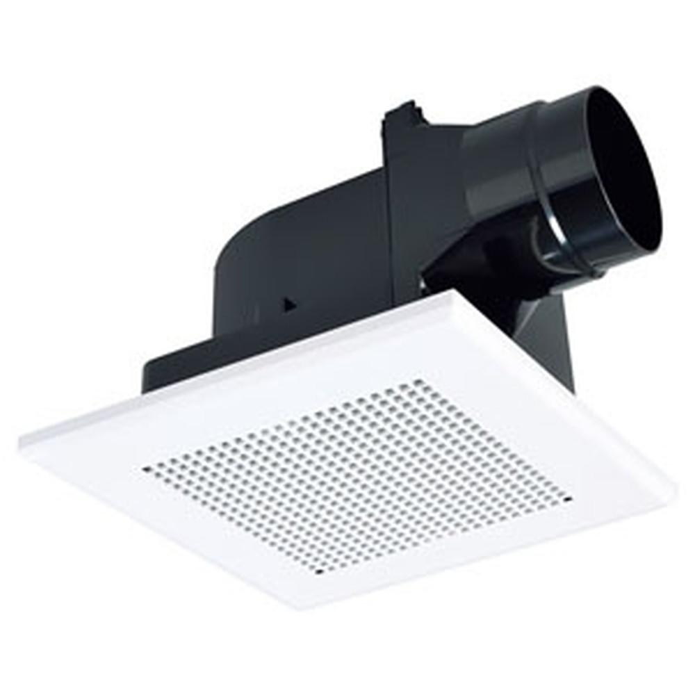 三菱 ダクト用換気扇 天井埋込形 サニタリー用 低騒音形 プラスチックボディ 接続パイプφ100mm VD-13ZC12 ショップ 期間限定で特別価格