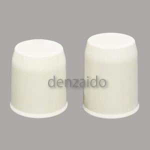 マサル工業 【ケース販売特価 50個セット】 ボルト用保護カバー 22型 ミルキーホワイト BHC223_set
