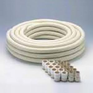 ユーシー産業 SCS断熱ドレンホースセット エアコン用 抗菌タイプ 内径:25mm 全長:20m NDH-25S