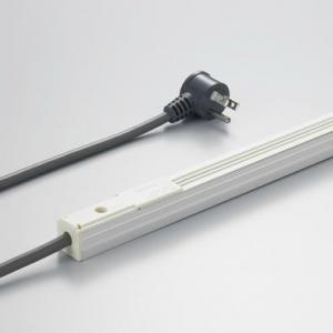 【受注生産品】 ニッポ/DNL 電源コード付きラインコンセント 全長1200mm LCD1200