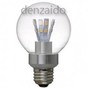 【在庫限り】 ヤザワ 【ケース販売特価 10個セット】 LED電球 ボール電球形 クリア 40W相当 全光束400lm 電球色 直径70mm E26口金 LDG5LG70_set