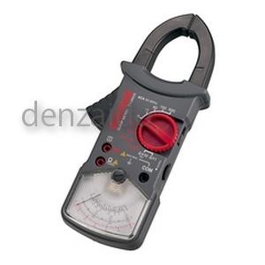 三和電気計器 クランプメータ AC専用 アナログタイプ 5ファンクション 交流電圧/電流 直流電圧 抵抗 温度 CAM600S