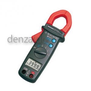 三和電気計器 クランプメータ DC/AC両用 6ファンクション 交流電圧/電流 直流電圧/電流 抵抗 導通 DCM400AD