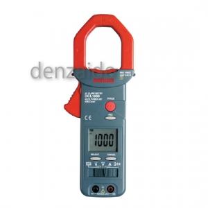 三和電気計器 クランプメータ AC専用 6ファンクション 交流電圧/電流 直流電圧 抵抗 導通 ダイオードテスト DCL1000