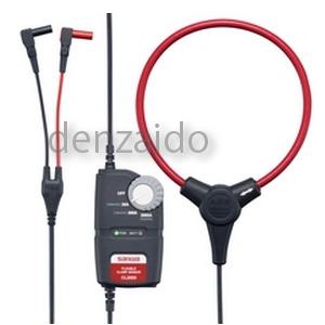 三和電気計器 クランプ式電流センサ 交流電流対応 周波数帯域10Hz~10kHz CL3000