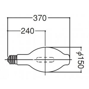 岩崎電気 FECマルチハイエース 700W M700LSBH
