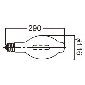 岩崎電気 FECマルチハイエース 400W M400FCEWBUD