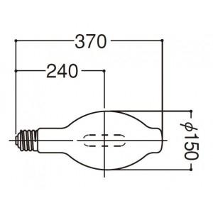 岩崎電気 FECマルチハイエース 700W MF700BBH