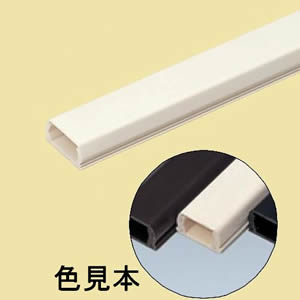 SALE開催中 未来工業 高品質新品 プラモール テープ付 ミルキーホワイト PML2-MT 2号