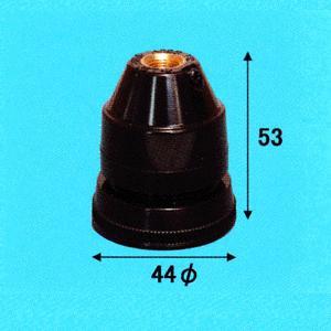 アサヒ 【お買い得品 100個セット】 ホルダーソケット E26 茶 184050_asahi_100set