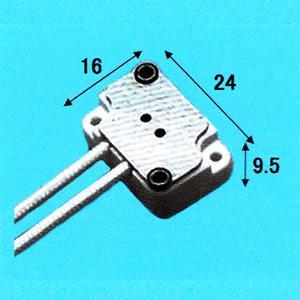 アサヒ 【お買い得品 100個セット】 G4/GX4/GZ4用ハロゲンソケット HS-G400-150E_100set