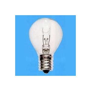 アサヒ 【お買い得品 100個セット】 ロングライフ10000 ミニ球 S35 110V10W 全光束:55lm 口金:E17 クリヤー ロングS35E17110V-10W(C)_100set
