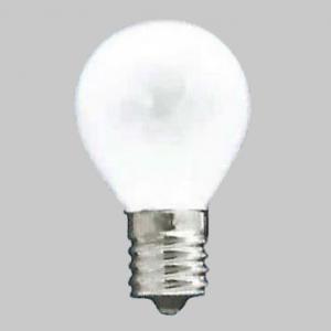 アサヒ 【お買い得品 100個セット】 クリプトンランプ S35 105V22W 全光束:240lm 口金:E17 ホワイト KRS35E17100/110V-22W(S)サック_100set
