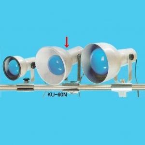 アサヒ 【ケース販売特価 10個セット】 昼白色サンクリップライト 60W 使用電球:サンランプ 60W KU60N_set