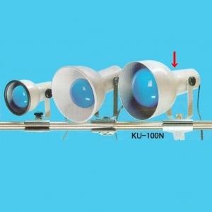 アサヒ 【ケース販売特価 10個セット】 昼白色サンクリップライト 100W 使用電球:サンランプ 100W KU100N_set