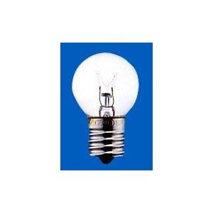 アサヒ 【お買い得品 100個セット】 ミニボールランプ G30 110V5W 全光束:20lm 口金:E17 クリヤー G30E17110V-5W(C)_100set