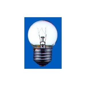 アサヒ 【お買い得品 100個セット】 ボール球 G40 105V25W 全光束:175lm 口金:E26 クリヤー G40E26100/110V-25W(C)_100set
