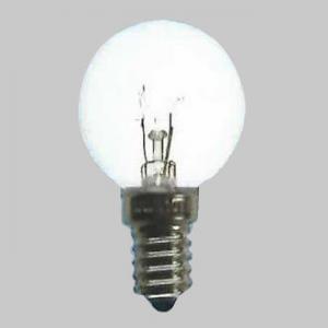 アサヒ 【お買い得品 100個セット】 ボールランプ G50(海外口金) 110V10W 全光束:60lm 口金:E14 クリヤー G50E14110V-10W(C)_100set