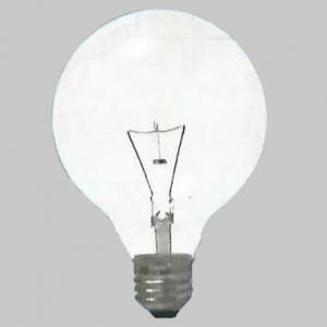 アサヒ 【お買い得品 100個セット】 クリヤーボール G60 110V10W 全光束:60lm 口金:E26 クリヤー GC110V-10W/60_100set