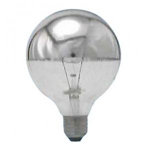 アサヒ メーカー在庫限り品 お買い得品 100個セット シルバーボールランプ G50 シルバーTミラー 口金:E26 G50E26110V-10WTミラー_100set 新品未使用正規品 110V10W