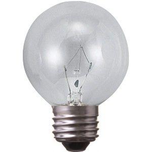 アサヒ 【お買い得品 100個セット】 ボール球 G50 110V20W 全光束:160lm 口金:E26 クリヤー G50E26110V-20W(C)_100set