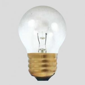 アサヒ 【お買い得品 100個セット】 サイン用 G40 120V8W 全光束:40lm 口金:E17 クリヤー G40E17120V-8W(C)_100set