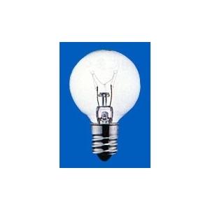 アサヒ 【お買い得品 100個セット】 ミニボールランプ G30 110V5W 全光束:20lm 口金:E12 クリヤー G30E12110V-5W(C)_100set