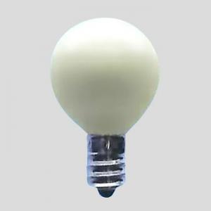 アサヒ 【お買い得品 100個セット】 ミニボールランプ G30 110V10W 全光束:40lm 口金:E12 ホワイト G30E12110V-10W(S)_100set