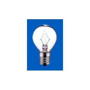 アサヒ 【お買い得品 100個セット】 ミニランプ S35 110V5W 全光束:25lm 口金:E17 クリヤー S35E17110V-5W(C)_100set
