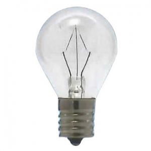 アサヒ 【お買い得品 100個セット】 ミニランプ S35 120V40W 全光束:380lm 口金:E17 クリヤー S35E17120V-40W(C)_100set