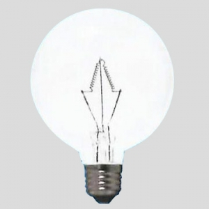 アサヒ 【ケース販売特価 10個セット】 G球 G95 110V500W 全光束:8400lm 口金:E26 クリヤー G95E26110V-500W(C)_set