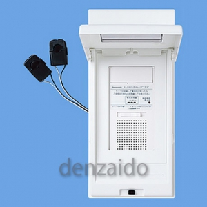 パナソニック 電気おしらせモニター パワナビ別置きタイプ クランプ(分割)型CTタイプ 露出・半埋込両用形 BQCタイプ BQC825PB