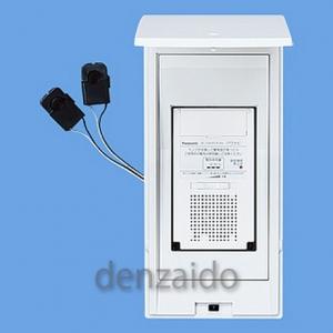 パナソニック 電気おしらせモニター パワナビ別置きタイプ クランプ(分割)型CTタイプ 露出・半埋込両用形 BQR、BQE共通タイプ BQE825PB