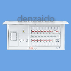 パナソニック 太陽光発電システム対応住宅分電盤 出力電気方式単相2線200V用 回路数28+回路スペース3 50A 《ECOマネシステム専用コスモパネルコンパクト21》 BQEL35283JS
