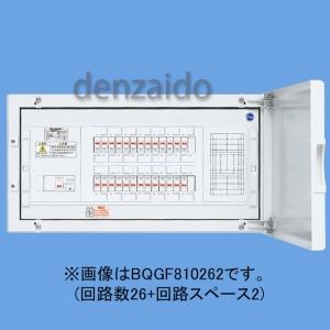 パナソニック スタンダード住宅分電盤 リミッタースペースなし フリースペース付 出力電気方式単相3線 露出・埋込両用形 パナソニック 回路数14+回路スペース2 BQGF86142 主幹ブレーカ容量60A 《ぴたっとばんコンパクト21》 BQGF86142, ALEGRE:9bfe5de6 --- itxassou.fr