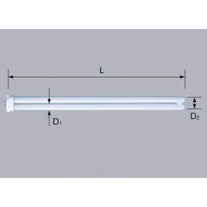 三菱 【ケース販売特価 25個セット】 コンパクト形蛍光ランプ HfBB・1 高周波点灯専用形 45W 3波長形昼白色 FPL45EN/HF_set