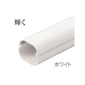 因幡電工 【ケース販売特価 5本セット】 スリムダクトSD 配管化粧カバー 100タイプ ホワイト SD-100-W_set