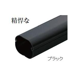 因幡電工 【ケース販売特価 5本セット】 スリムダクトSD 配管化粧カバー 140タイプ ブラック SD-140-K_set
