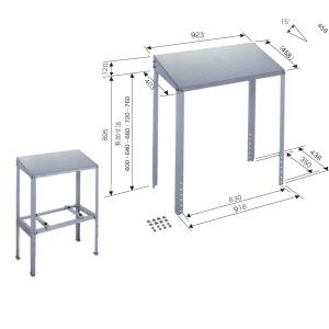 日晴金属 クーラーキャッチャー 防雪屋根 溶融亜鉛メッキ仕上げ 天板:ZAM®製 C-RZG-L
